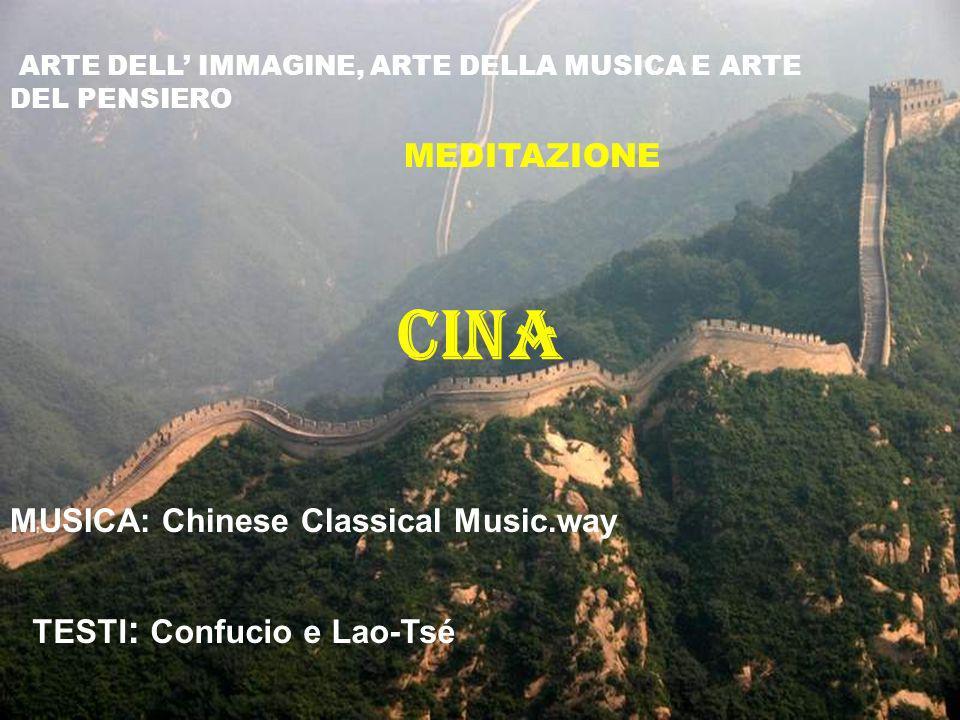 CINA MUSICA: Chinese Classical Music.way TESTI: Confucio e Lao-Tsé