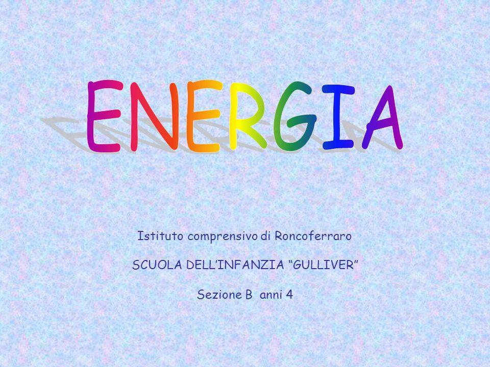 ENERGIA Istituto comprensivo di Roncoferraro