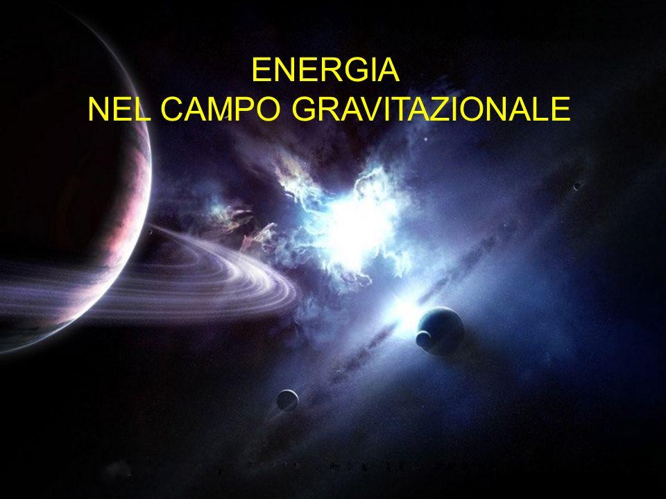 NEL CAMPO GRAVITAZIONALE