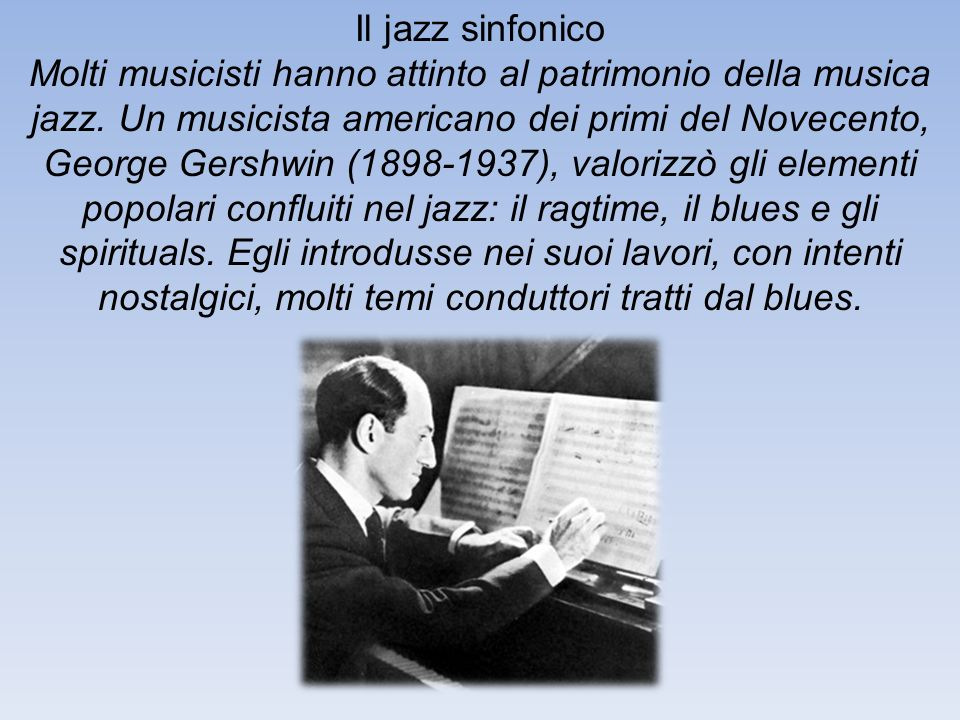 Il jazz sinfonico