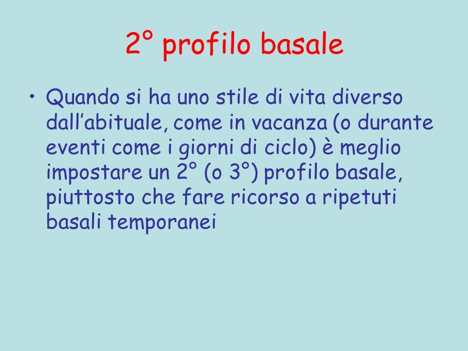 2° profilo basale