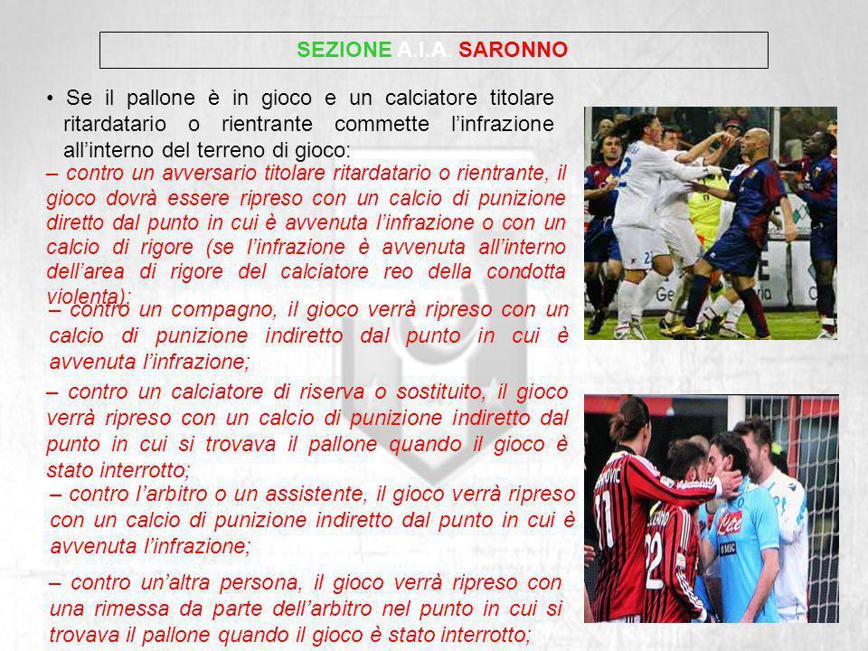 SEZIONE A.I.A. SARONNO