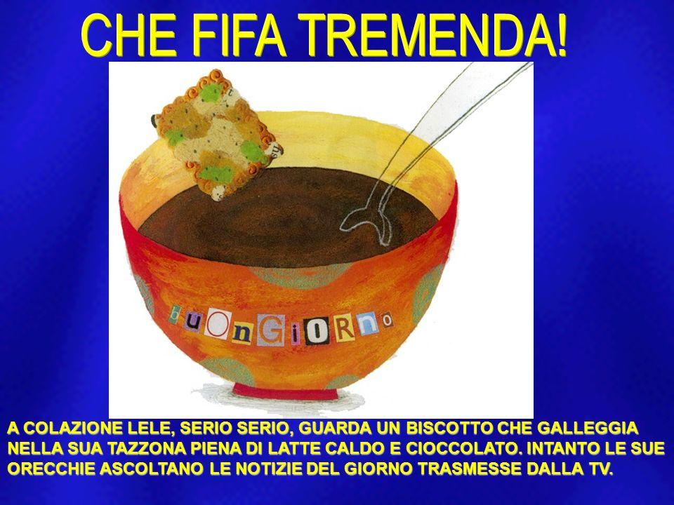CHE FIFA TREMENDA!