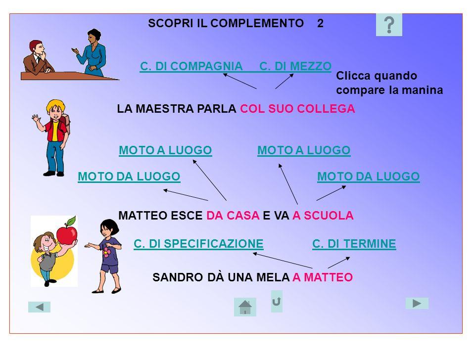 C. DI COMPAGNIA C. DI MEZZO