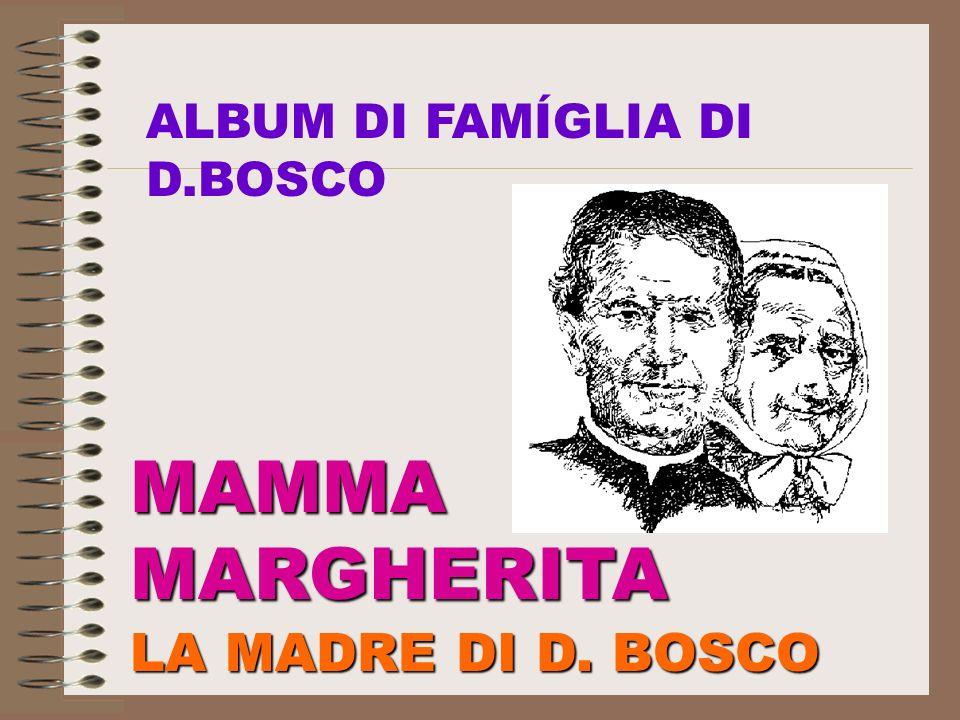 ALBUM DI FAMÍGLIA DI D.BOSCO