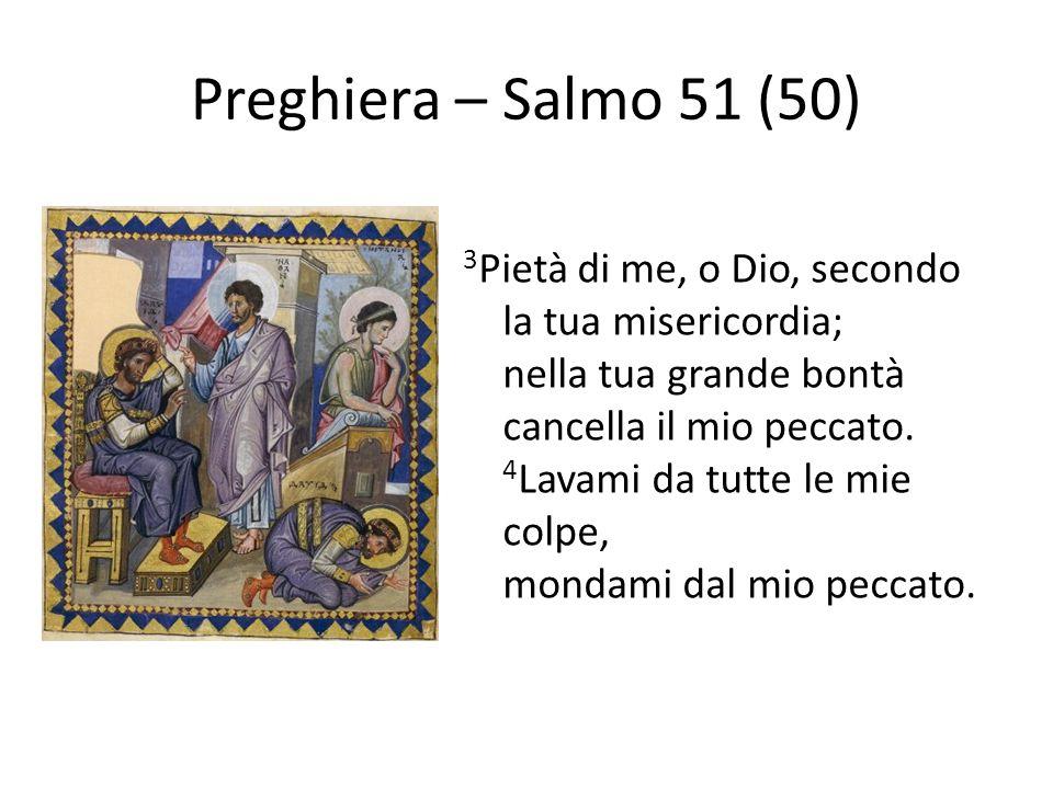 Preghiera – Salmo 51 (50)
