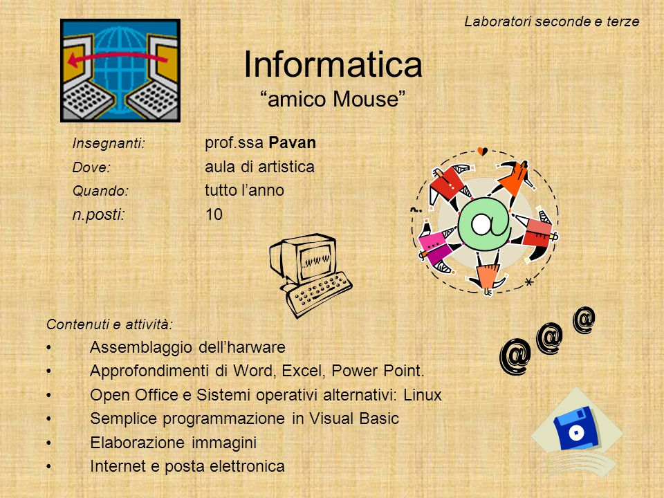 Informatica amico Mouse
