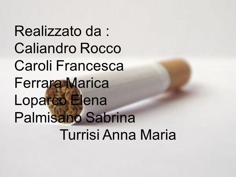 Realizzato da : Caliandro Rocco. Caroli Francesca. Ferrara Marica. Loparco Elena. Palmisano Sabrina.