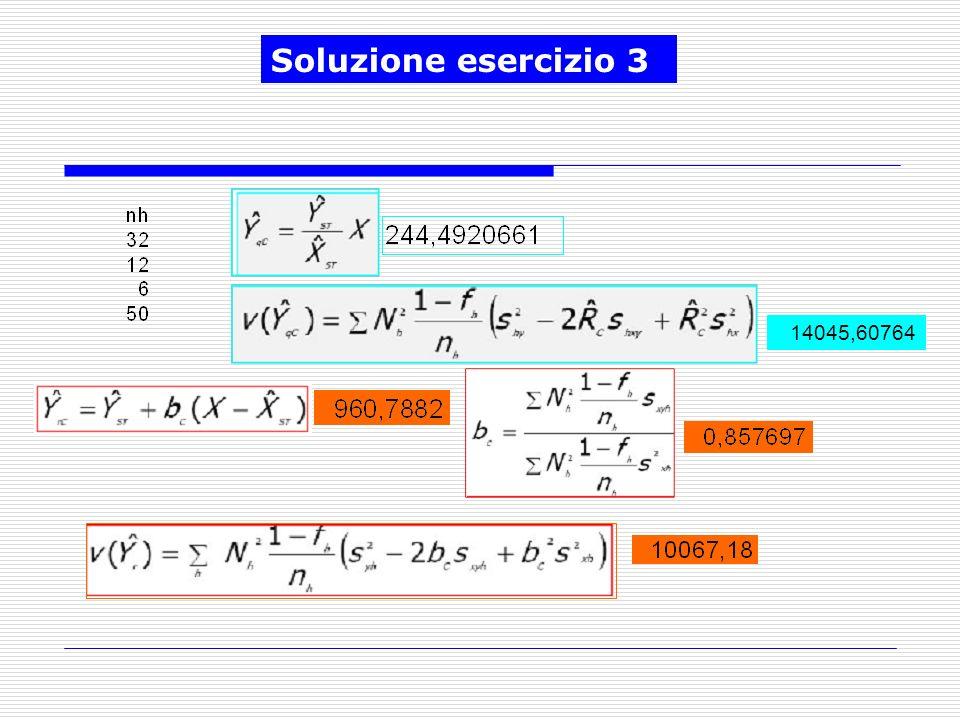 Soluzione esercizio 3 14045,60764