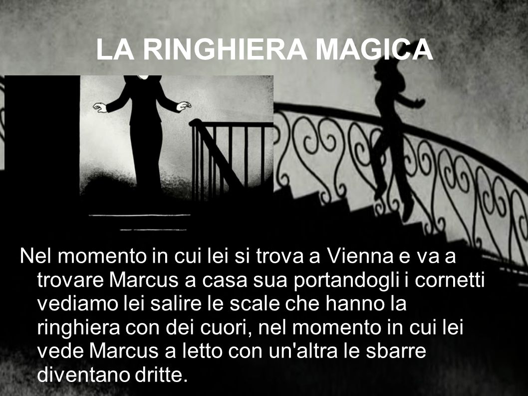LA RINGHIERA MAGICA