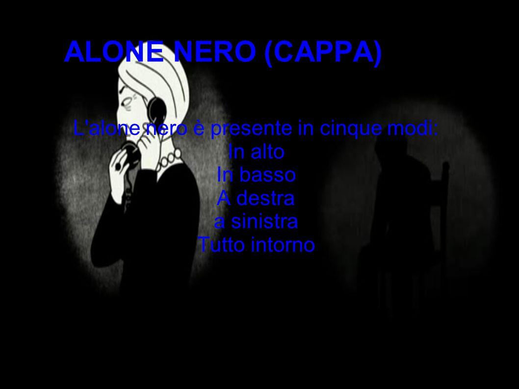 ALONE NERO (CAPPA)PPA)