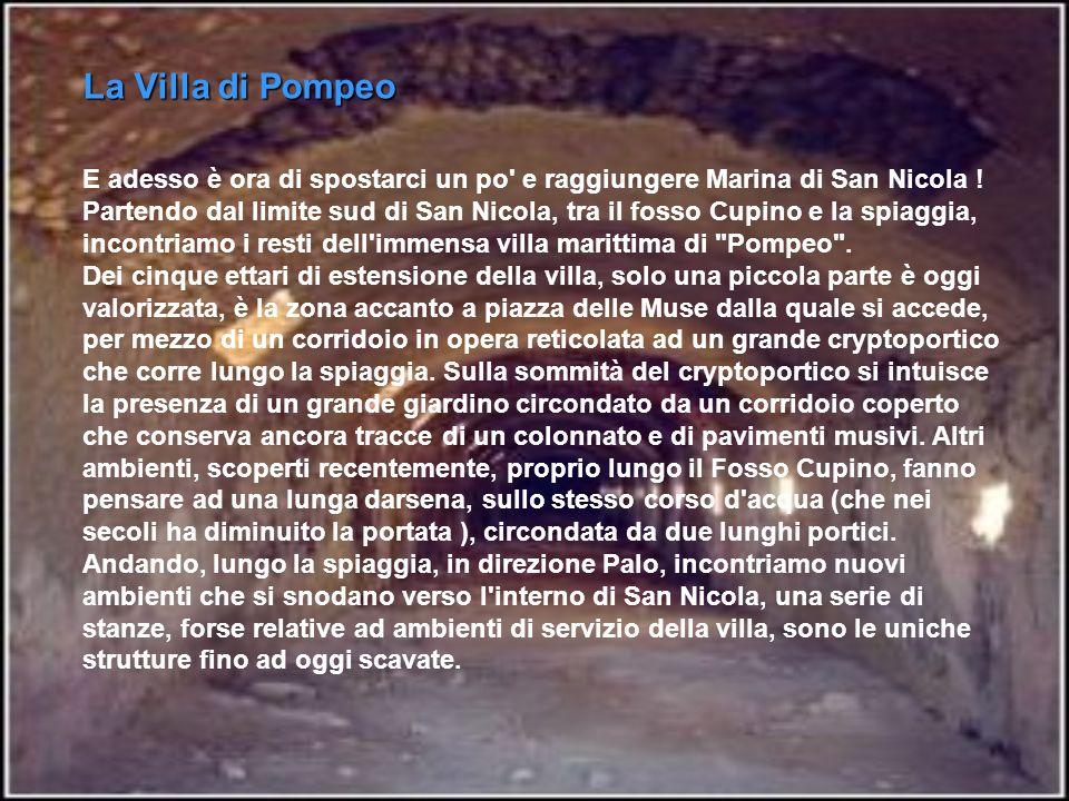 La Villa di Pompeo