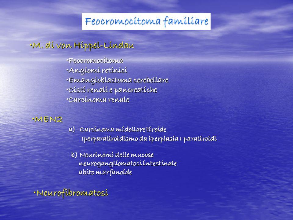 Feocromocitoma familiare
