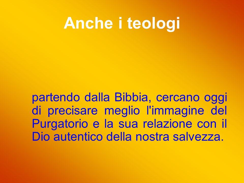 Anche i teologi