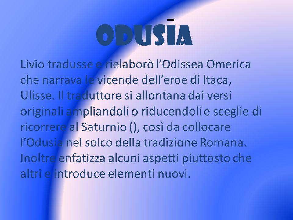 ODUSIA