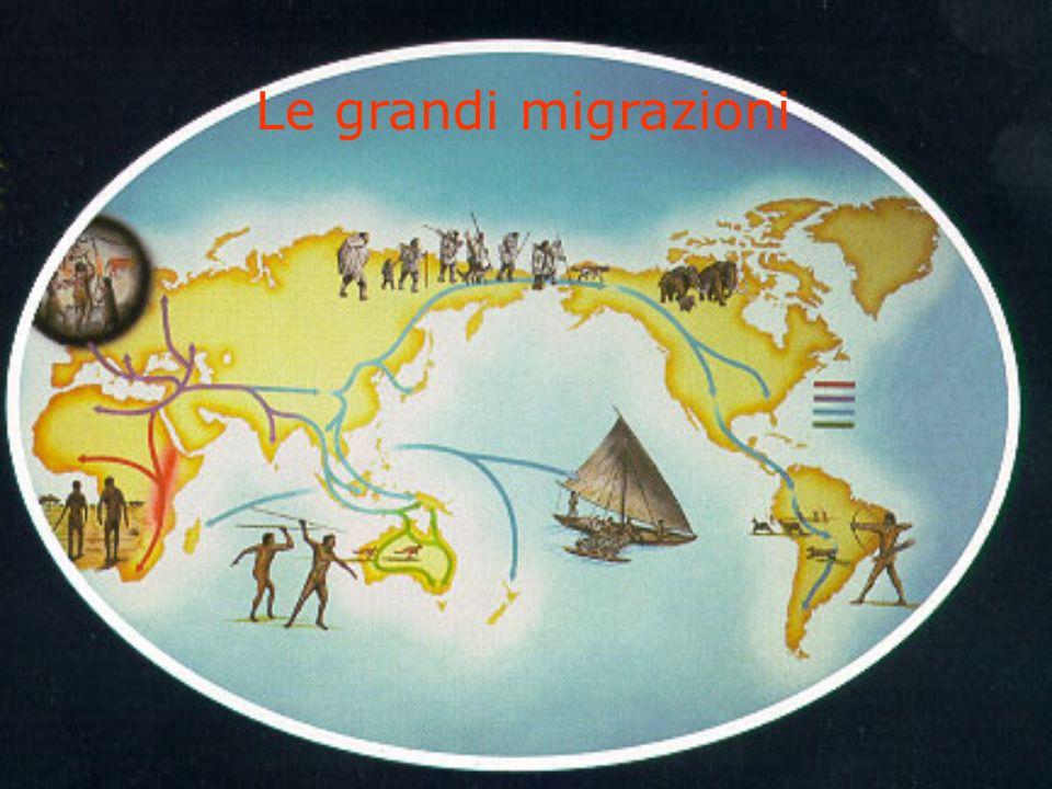 Le grandi migrazioni