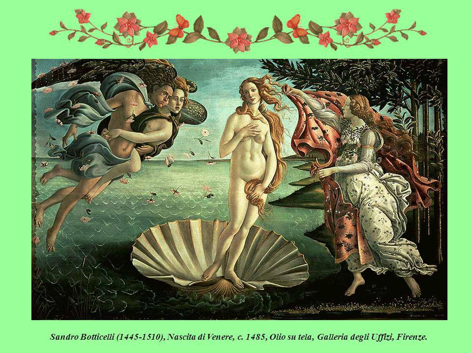 Sandro Botticelli (1445-1510), Nascita di Venere, c