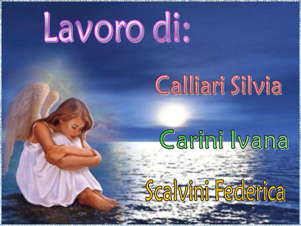Lavoro di: Calliari Silvia Carini Ivana Scalvini Federica