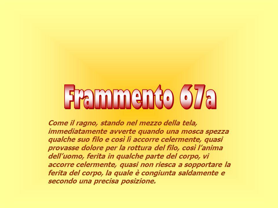 Frammento 67a