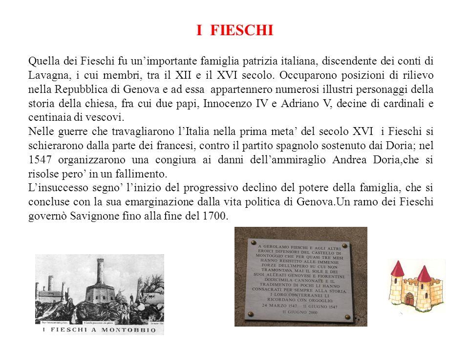 I FIESCHI