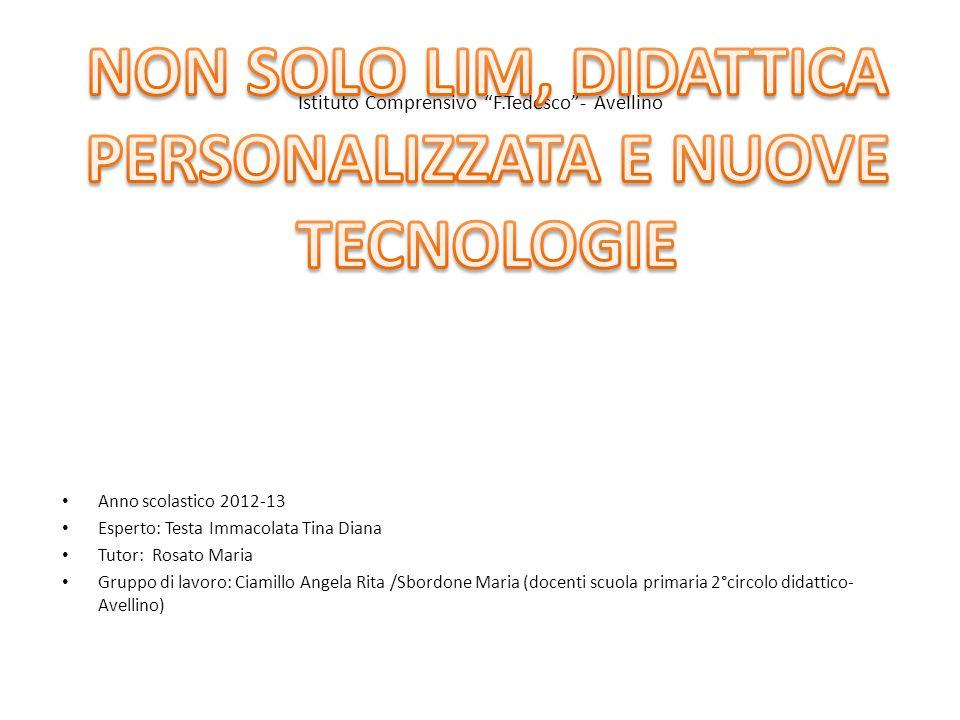 Istituto Comprensivo F.Tedesco - Avellino