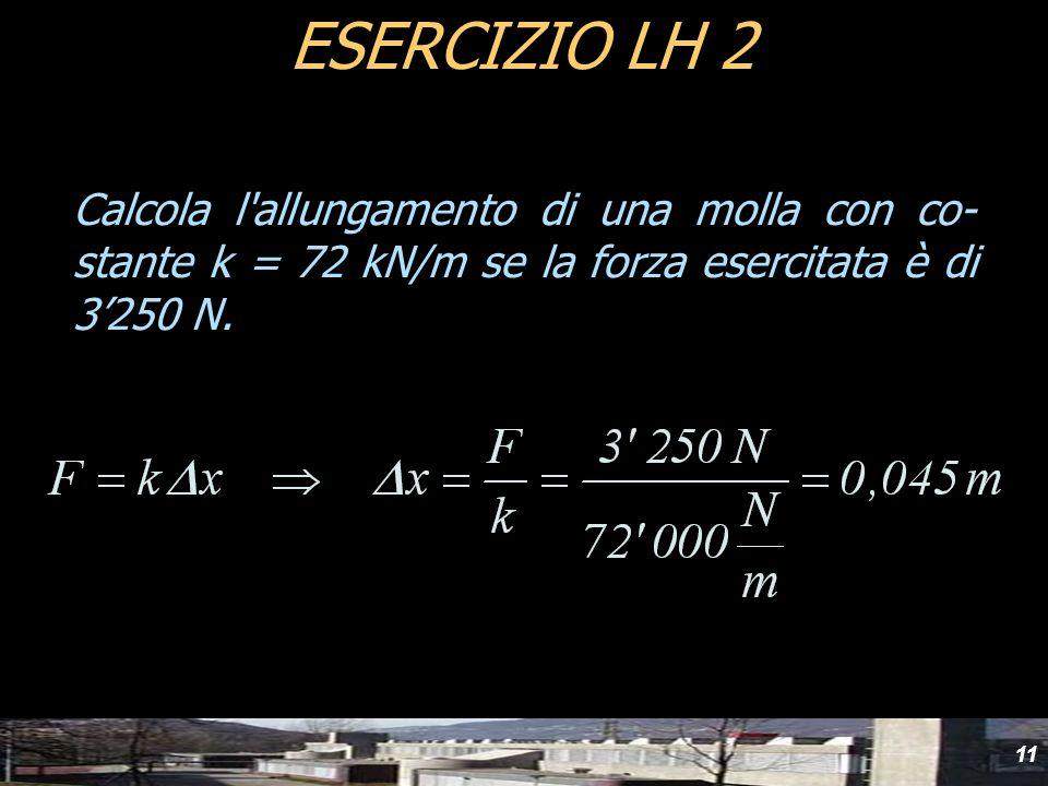 yydESERCIZIO LH 2.