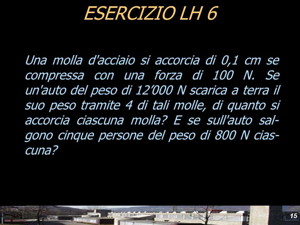 yydESERCIZIO LH 6.