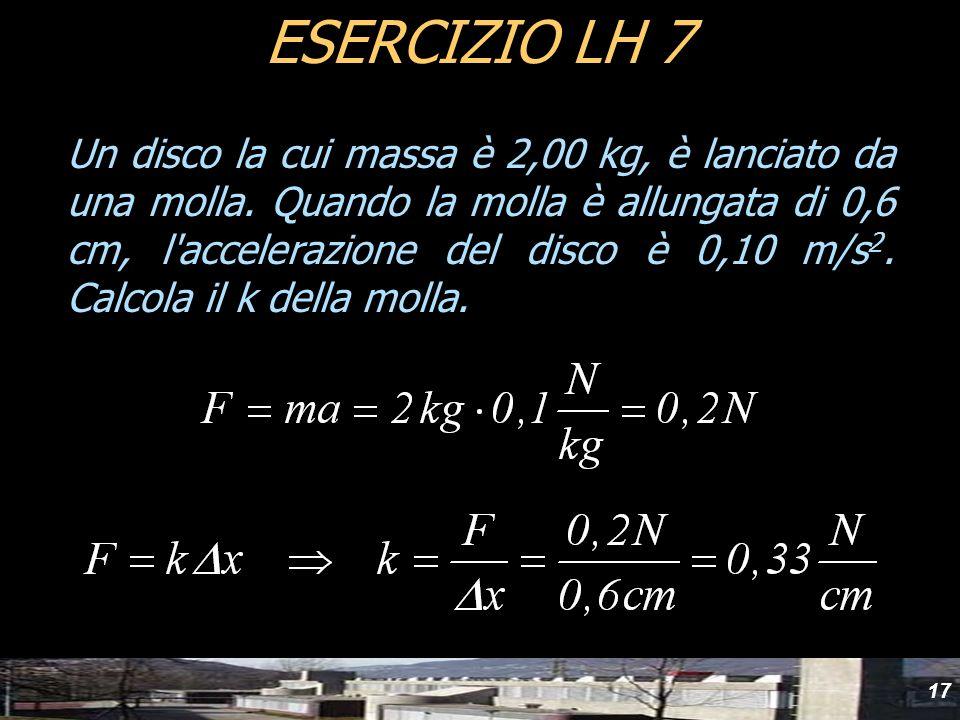 yydESERCIZIO LH 7.