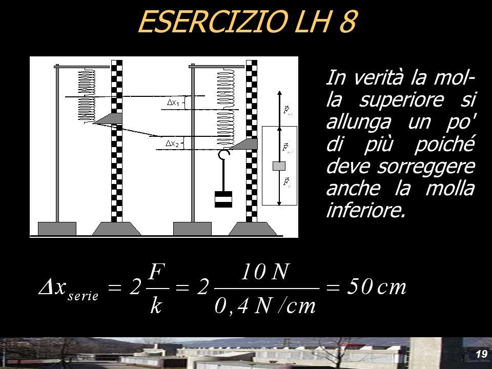 yyd ESERCIZIO LH 8.