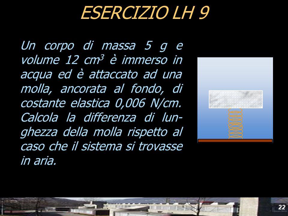 ESERCIZIO LH 9