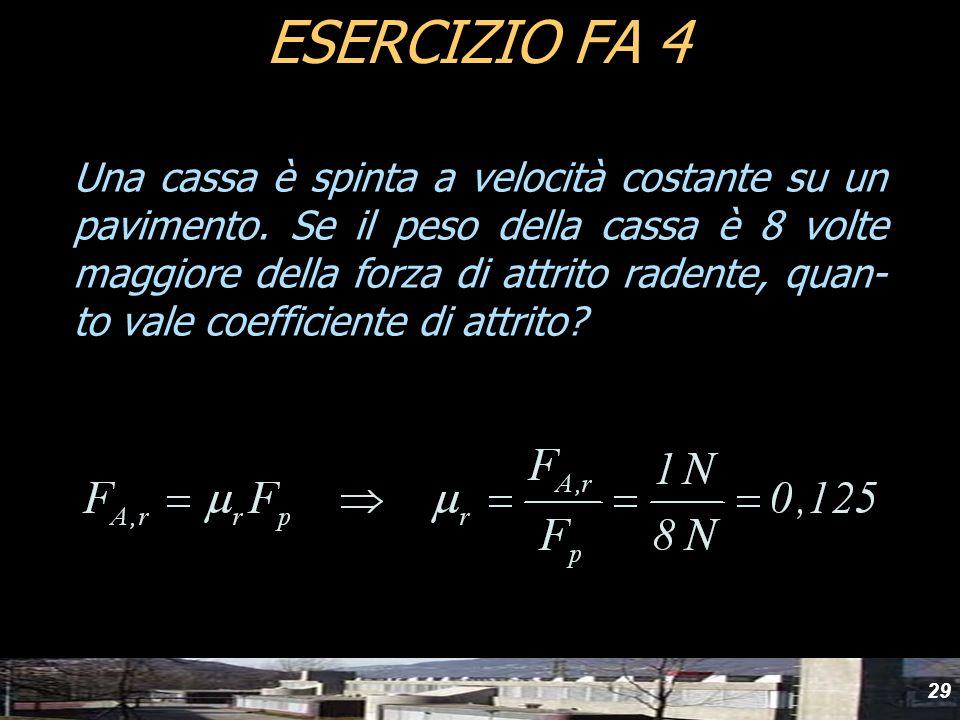 yydESERCIZIO FA 4.