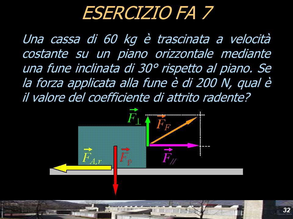 yyd ESERCIZIO FA 7.
