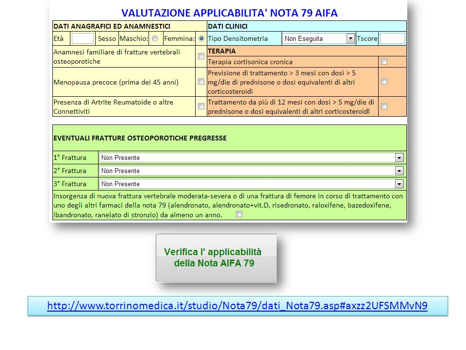 http://www. torrinomedica. it/studio/Nota79/dati_Nota79