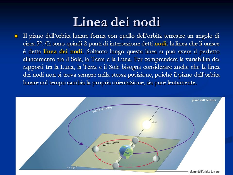 Linea dei nodi