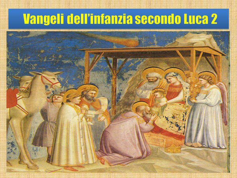 Vangeli dell'infanzia secondo Luca 2