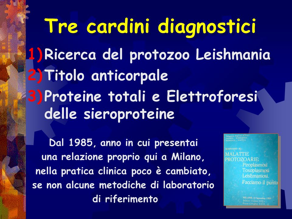 Tre cardini diagnostici