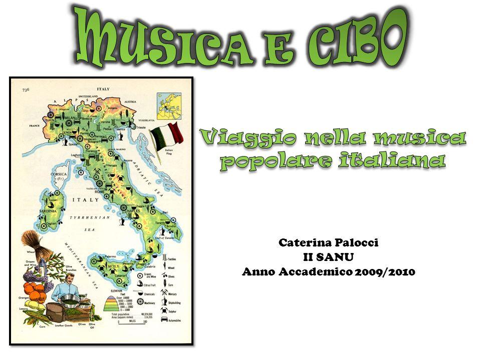 Viaggio nella musica popolare italiana