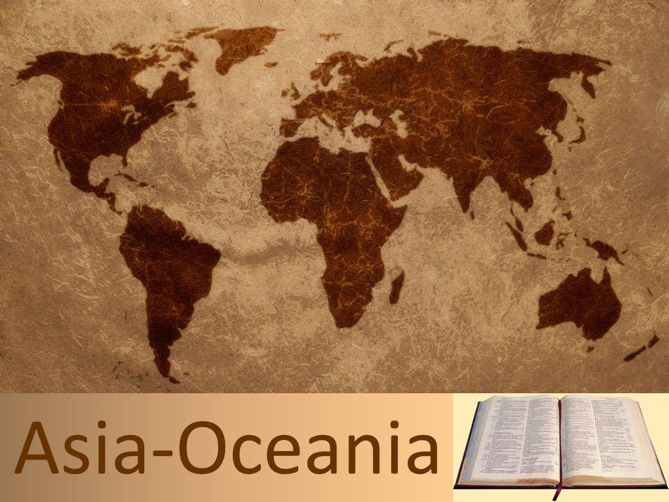 Asia-Oceania