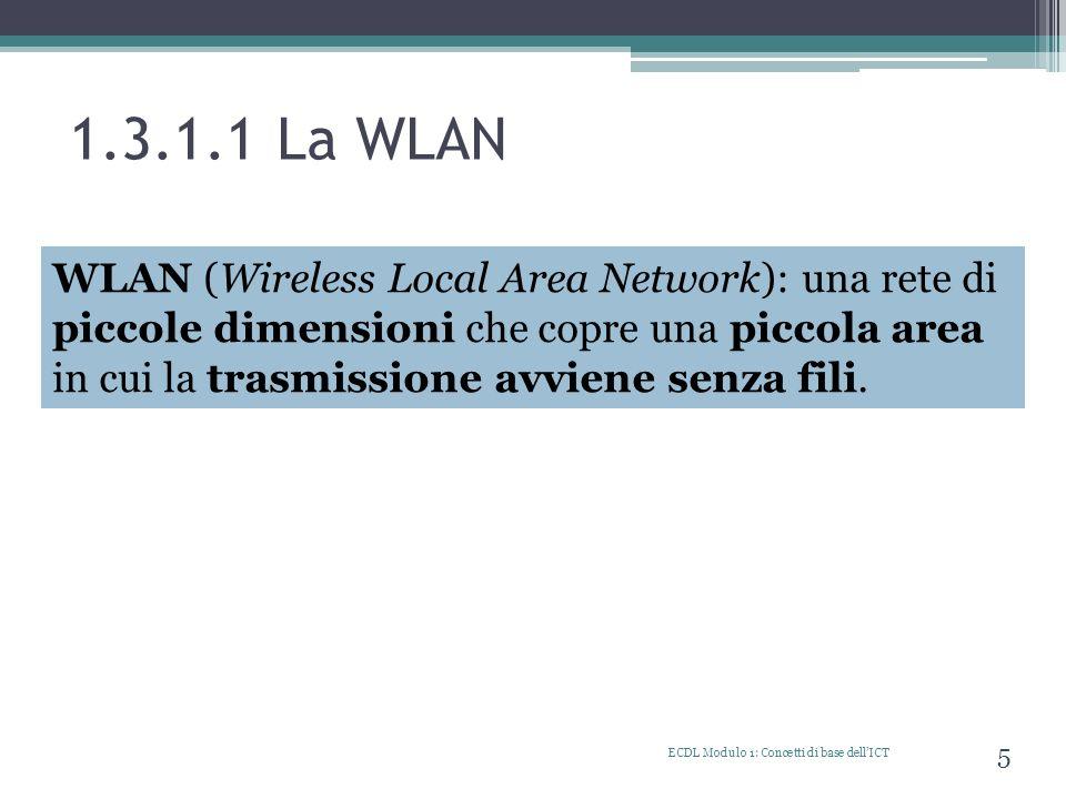 1.3.1.1 La WLAN WAN (Wide Area Network)