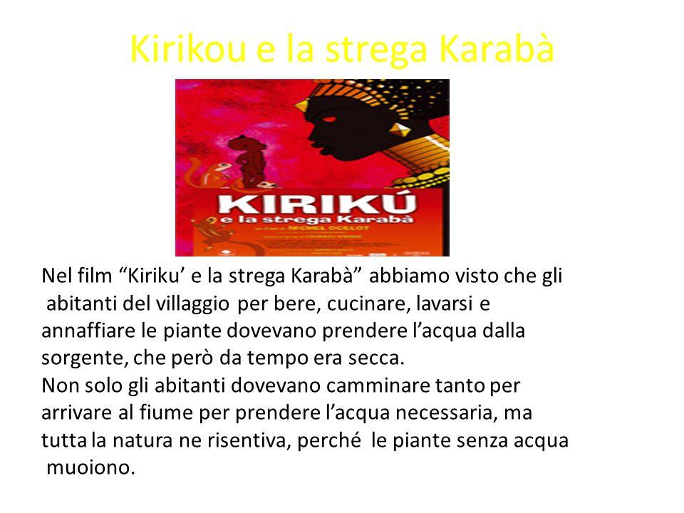 Kirikou e la strega Karabà
