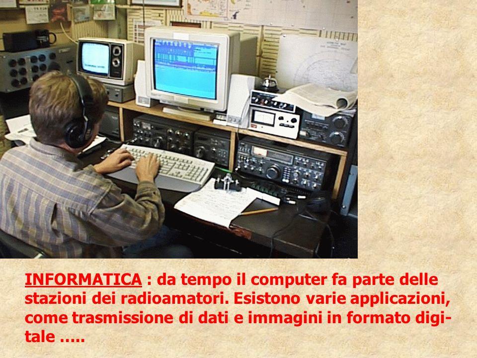 INFORMATICA : da tempo il computer fa parte delle
