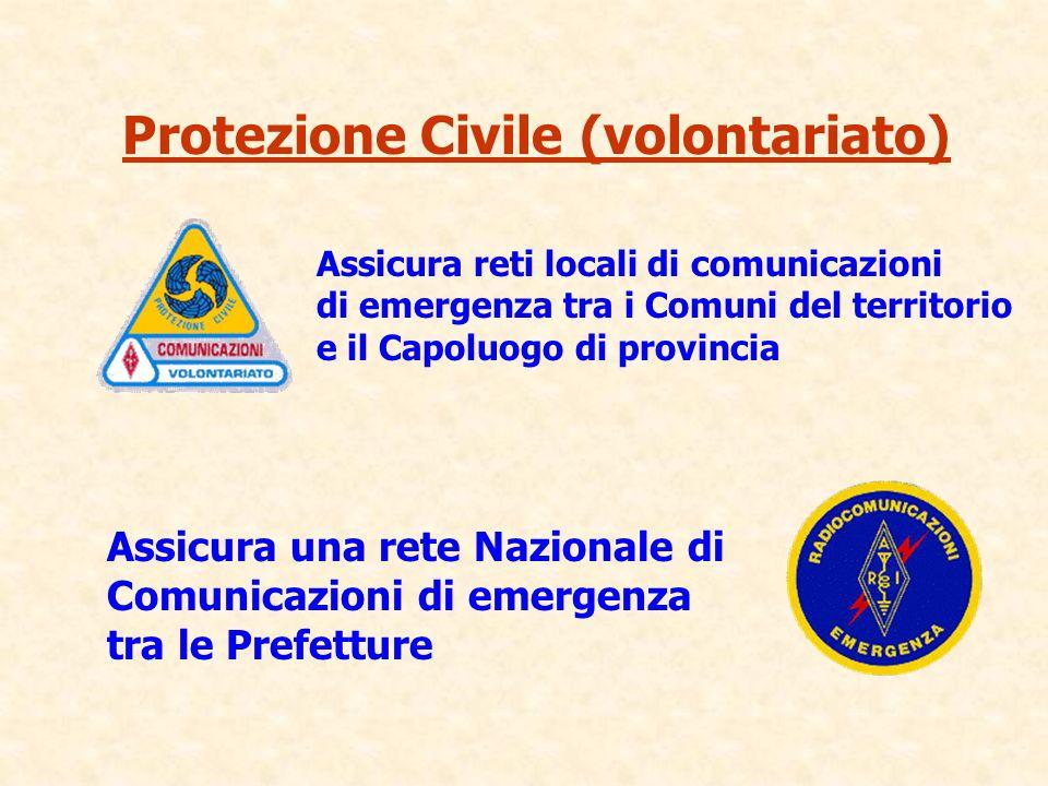 Protezione Civile (volontariato)