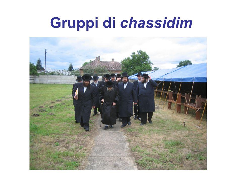 Gruppi di chassidim