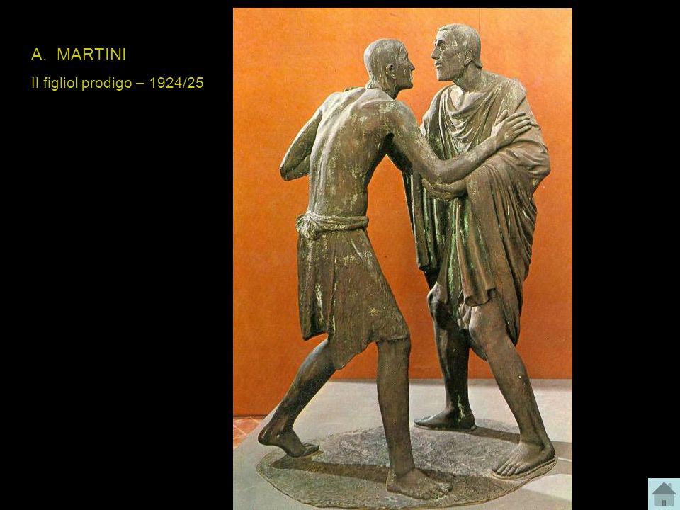 MARTINI Il figliol prodigo – 1924/25