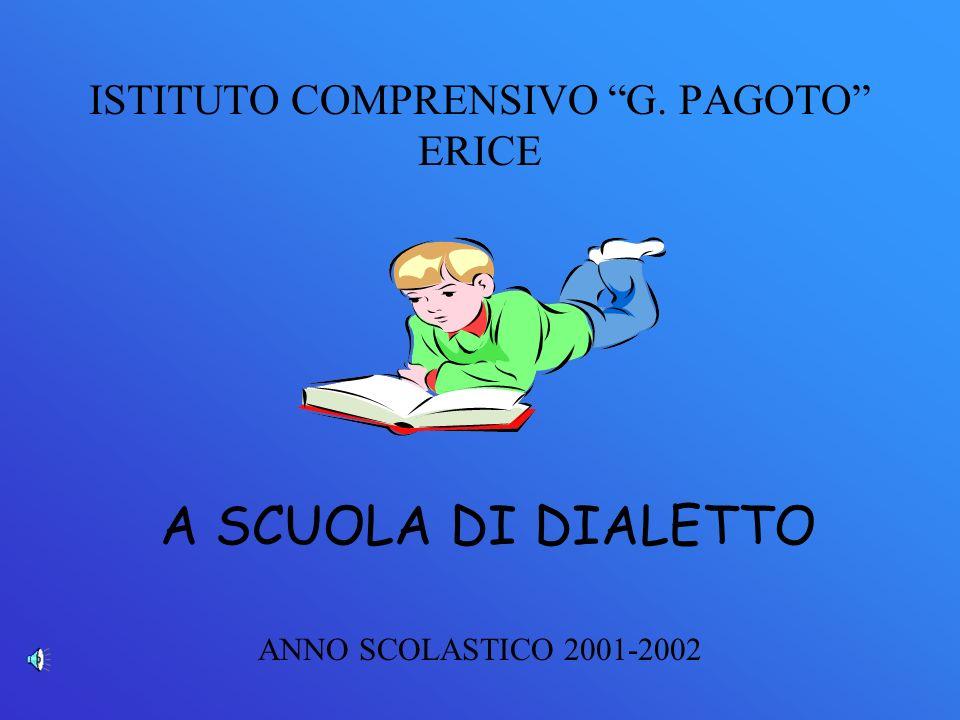 ISTITUTO COMPRENSIVO G. PAGOTO ERICE