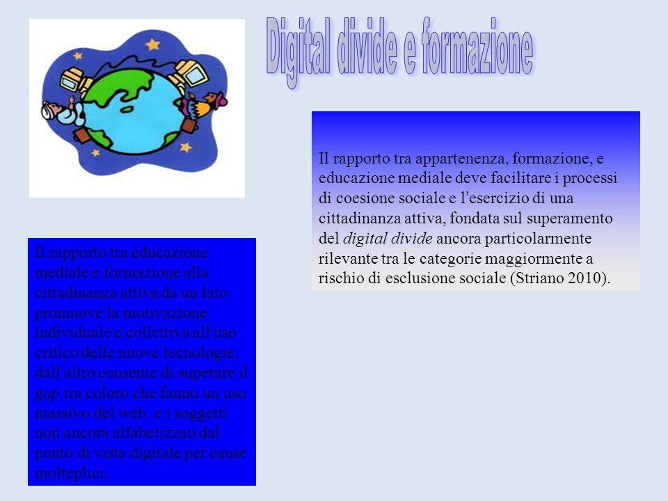 Digital divide e formazione