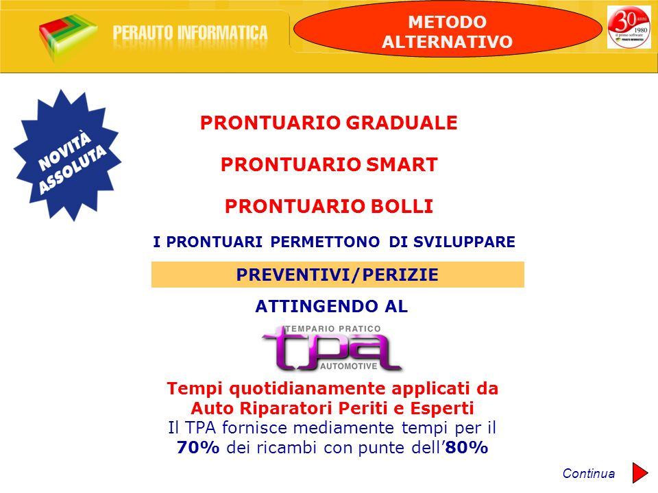 PRONTUARIO GRADUALE PRONTUARIO SMART PRONTUARIO BOLLI