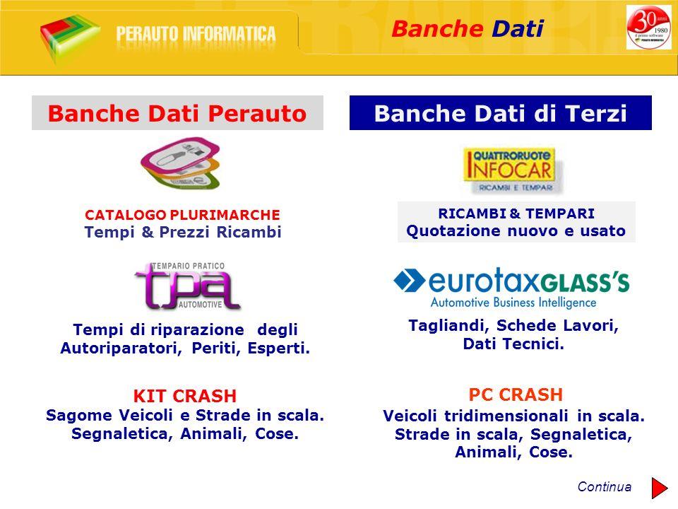 Banche Dati Banche Dati Perauto Banche Dati di Terzi