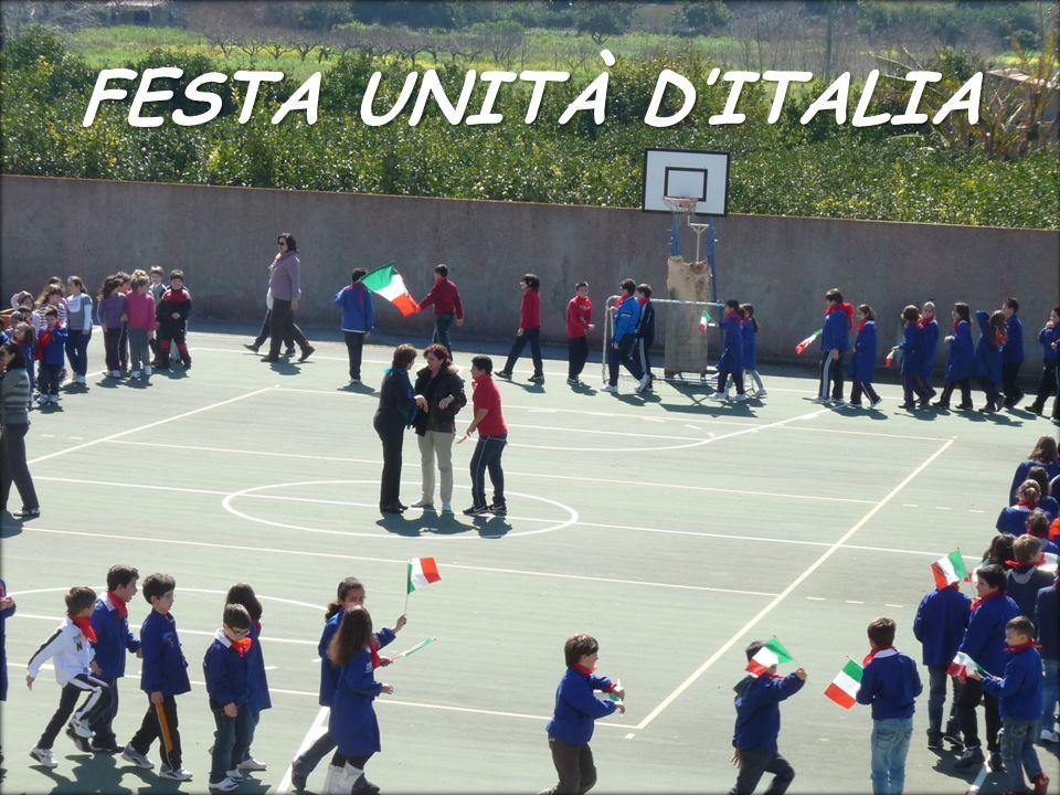 FESTA UNITÀ D'ITALIA