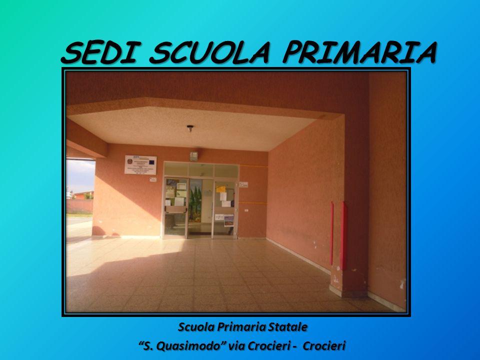 Scuola Primaria Statale S. Quasimodo via Crocieri - Crocieri